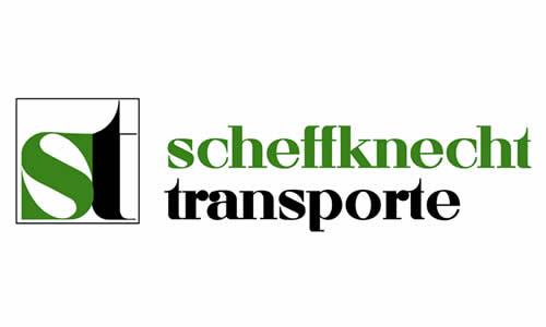 Logo Scheffknecht Transporte